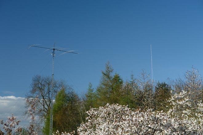 Spring at G3BJ
